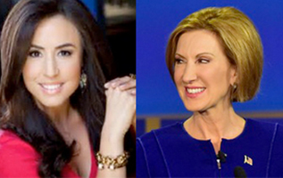 "Fox Host Andrea Tantaros Slams NYT for ""Sexist Garbage"" Article on Carly Fiorina"