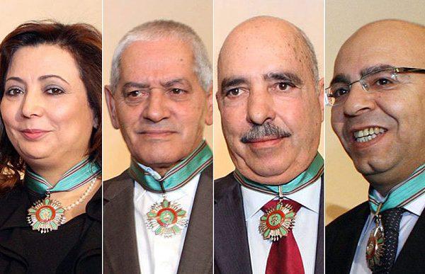 #NobelPeacePrize Awarded To Tunisian National Dialogue Quartet
