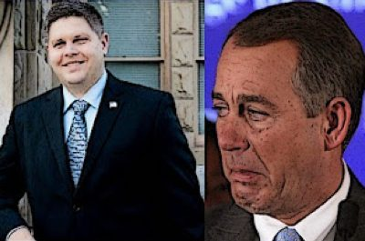 Candidate JD Winteregg: Ohio's Butler County GOP Trying to Control Boehner Special Election