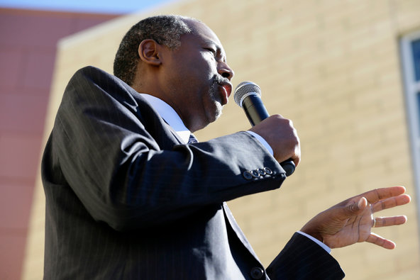 Dr. Carson should be praised for saying he would fight back