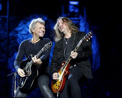 Bon Jovi Rocks Israel At Tel Aviv Concert, Snubs Pink Floyd's Roger Waters