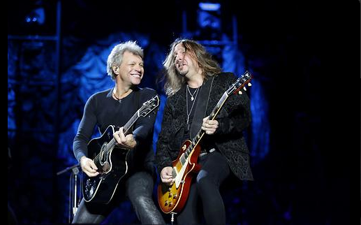 Bon Jovi Rocks Israel At Tel Aviv Concert, Snubs Pink Floyd's Roger Waters