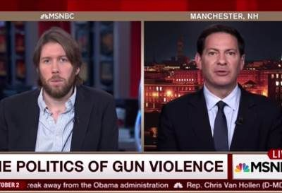 Charles C.W. Cooke vs. Mark Halperin on Gun Violence Solutions [VIDEO]