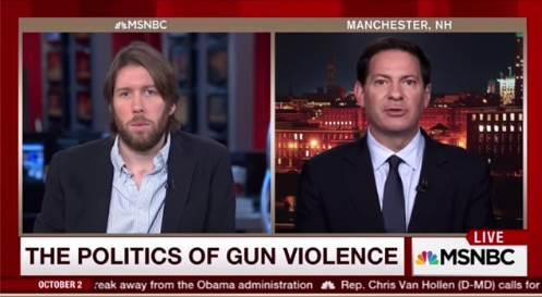Charles C.W. Cooke vs. Mark Halperin on Gun Violence Solutions [VIDEO]