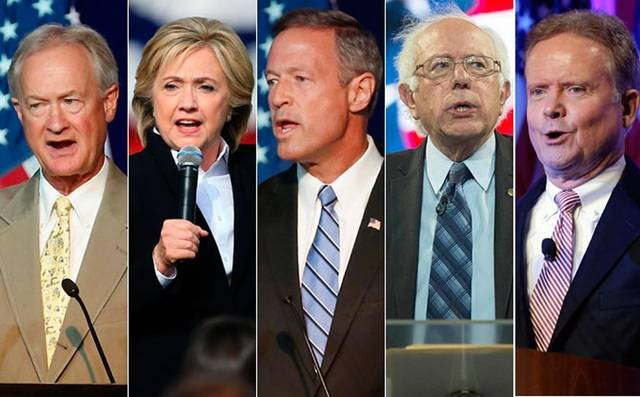 #DemDebate: The Recap You Didn't Know You Needed