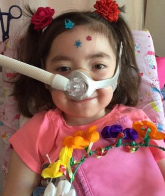 Heaven or The Hospital? The Story of Five Year-Old Juliana Snow
