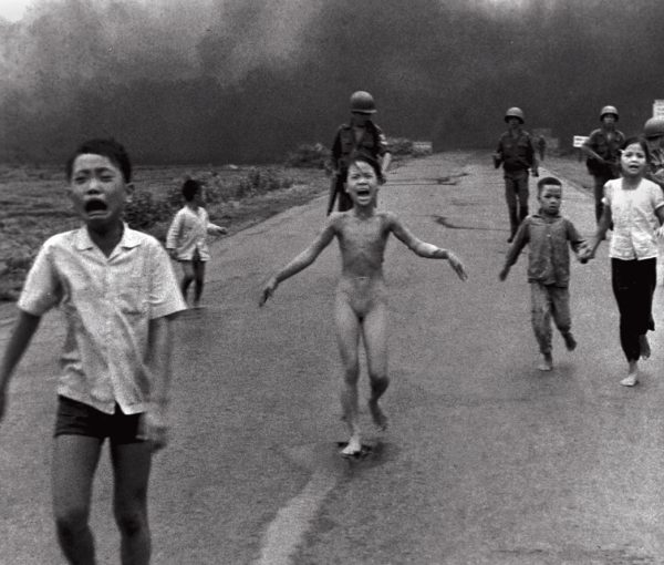 Vietnam War 'Napalm Girl' Undergoes Laser Treatment (Video)