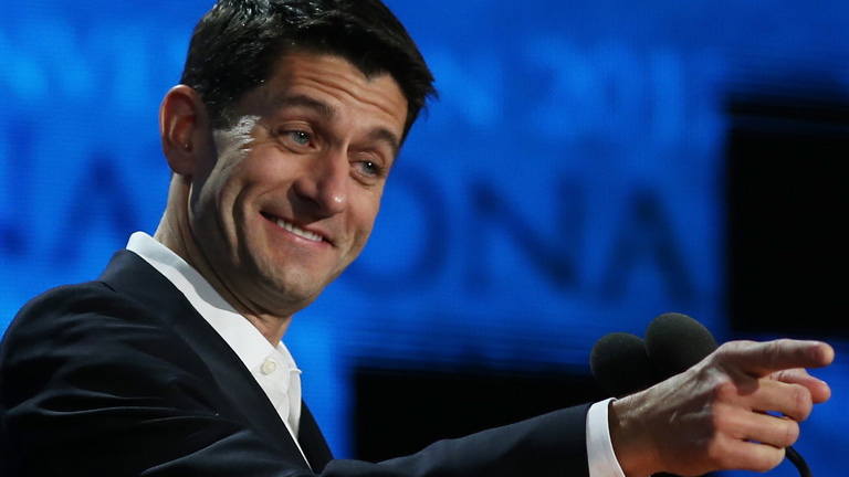 Is Paul Ryan Reconsidering a Run for Speaker?