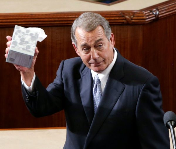 John Boehner Says 'No Regrets' In Farewell Speech To House [Video]