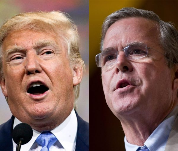 Trump's Feud With Jeb Bush Over 9/11 Remarks Escalates [Videos]