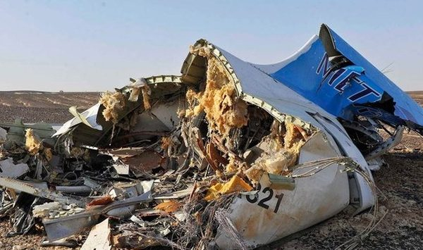 Bomb Likely Blew Up Russian Plane