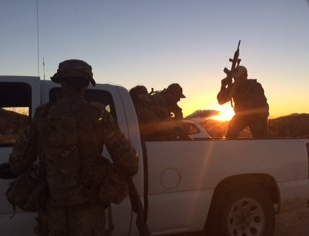 Border Recon: Group of Veterans and Citizens Patrols Arizona Border for Islamic Terrorists