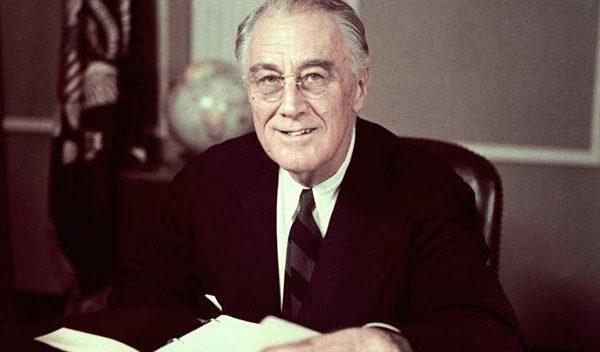 Bernie Sanders & Franklin Roosevelt: The Battle of Positive Rights