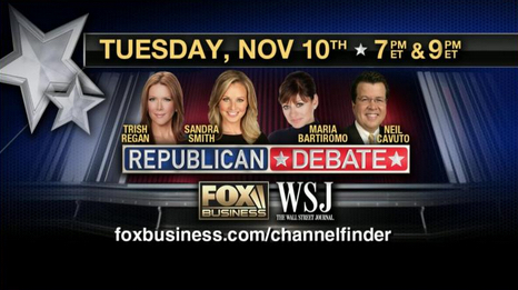 #GOPDebate: Fox Business to Stream 4th Debate for Free; Here's How to Watch