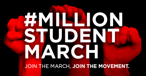 #MillionStudentMarch: Students Who Demand Free Stuff Need Reality Check