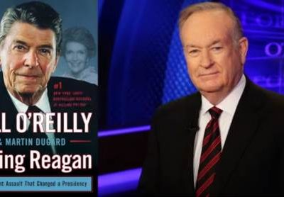 George Will Dismantles Bill O'Reilly's Ronald Reagan Claims