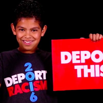 Foul-Mouthed Children Swear at Trump on Pro-Amnesty Video (video)