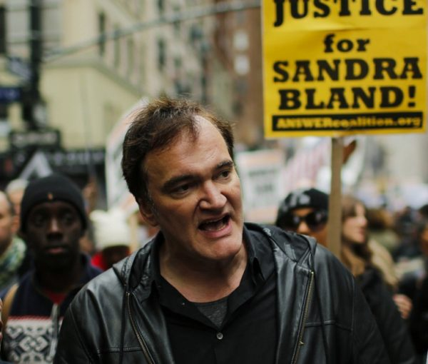 "Quentin Tarantino to ""Apologize"" as Border Patrol Joins Police in Film Boycott"