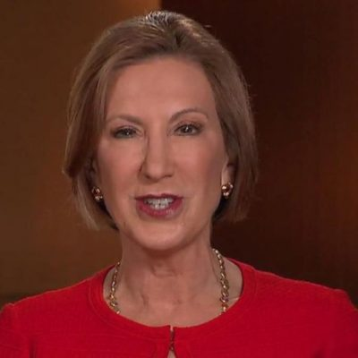Carly Fiorina To Ladies Of 'The View:'