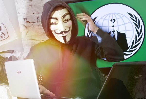 "Hacker Group Anonymous ""Outs"" Prominent KKK Members (Allegedly)"