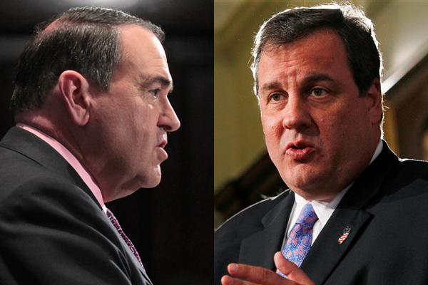 Fox Business GOP Debate: Christie, Huckabee Bumped From Main Stage