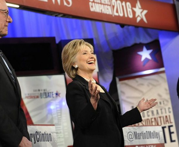 #DemDebate: Hillary Clinton Avoids Saying Radical Islam [Video]