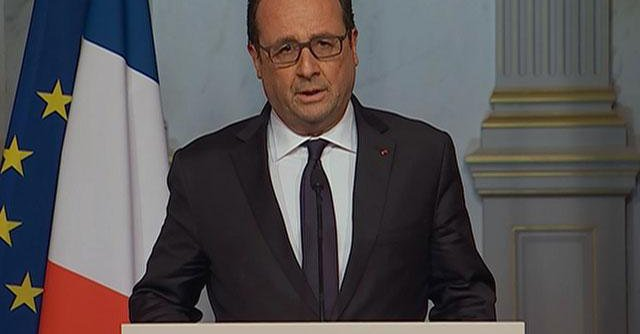 "#ParisAttacks: French President Francois Hollande Makes Statement, ""It is a horror…"""