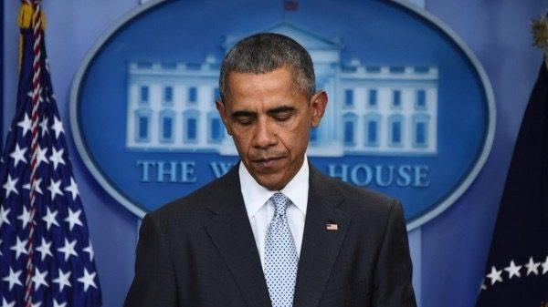 Obama issues lukewarm statement about #Paris, Biden nails it