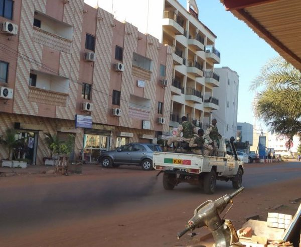 Hostages Held in Bamako, Mali, Africa