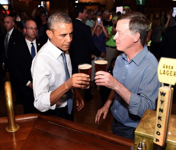 #SyrianRefugees: Obama's Pal, CO Gov Hickenlooper Has Open Door Policy