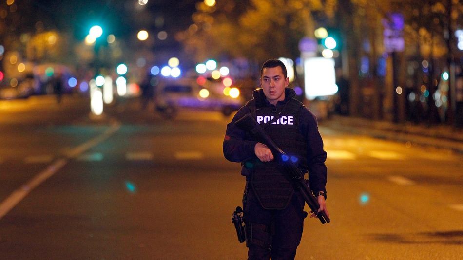 French People Open Doors to Strangers After Attack