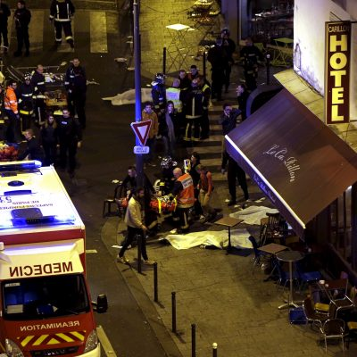 #Paris Terrorist Attacks Should Not Be A Surprise