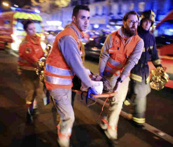 #Mizzou Protestors Mad Because #ParisAttacks Stole Their Spotlight