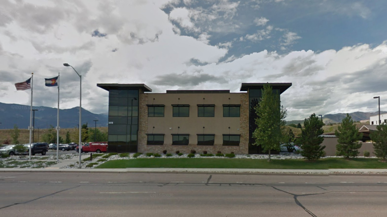Planned Parenthood location, Colorado Springs (photo: Google Maps)