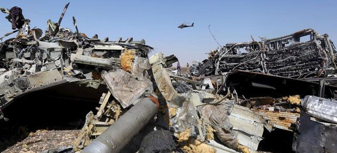 """Intelligence Points to """"Two-Hour Timer"""" on Russian Jet Crash"""
