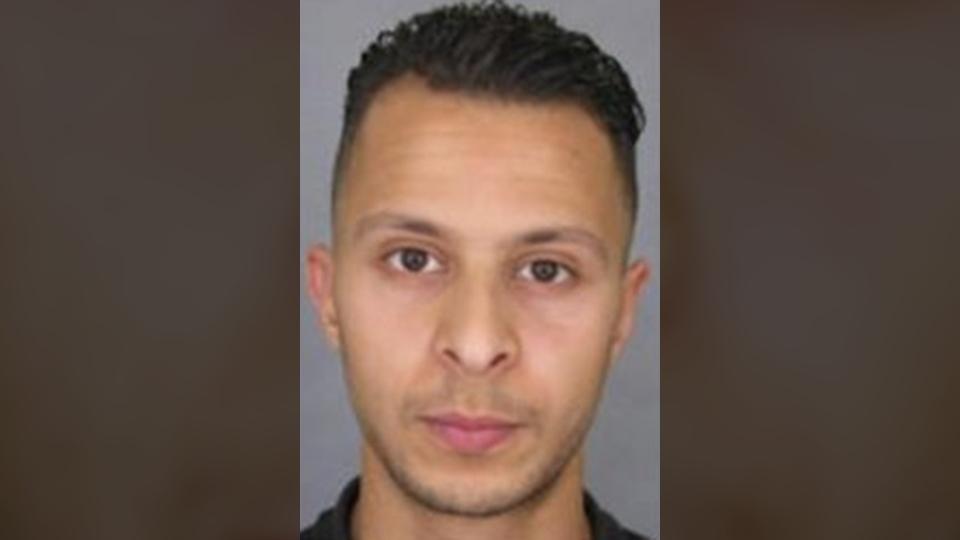 Salah Abdeslam, now in custody