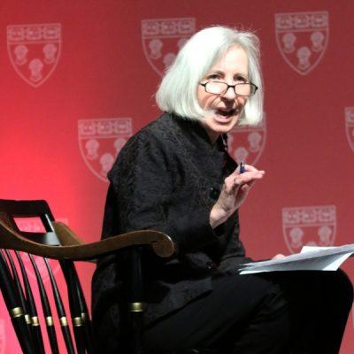 Harvard Dean Martha L. Minow:
