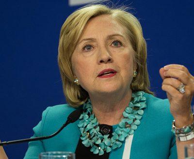 Hillary Clinton Still Refuses to Use the Term