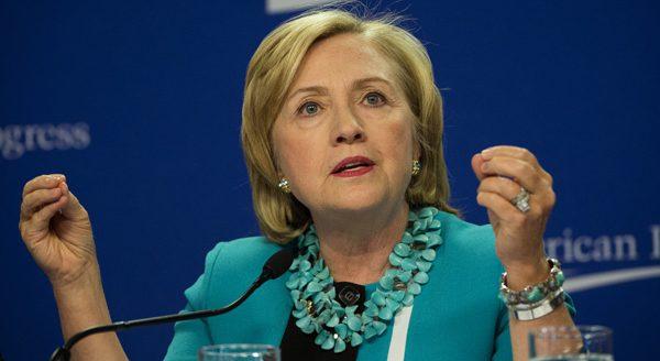 "Hillary Clinton Still Refuses to Use the Term ""Radical Islam"""