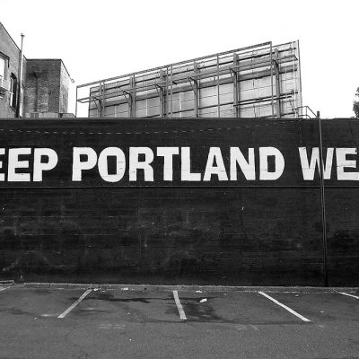 Portland Hipsters Upset Because They Have To Get Full-Time J-O-B-S