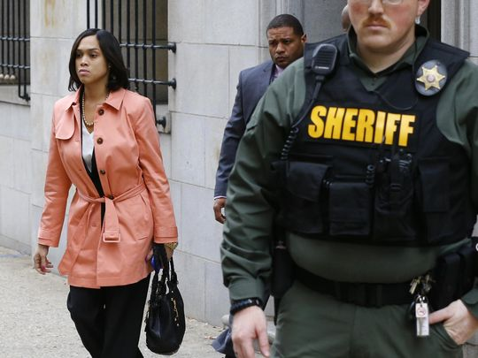 #FreddieGray: Jury Deadlocks, Judge Declares Mistrial of Baltimore Cop
