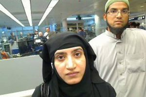 Malik and Farook, the San Bernardino shooters