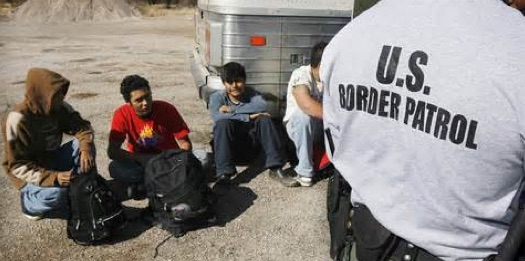 "Surprise! November Border Surge Overwhelms Immigration Officials, Triggering ""Emergency Measures"""