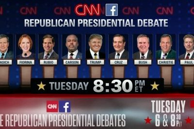 Round Five on CNN: When and Where to Watch Tuesday's #GOPDebate