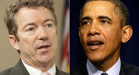 Rand Paul Pushes Bill Hamstringing Obama's Planned Gun Control Executive Action