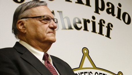 """Toughest Sheriff in America"" Joe Arpaio Calls on 250K Armed Arizonans to Fight Terrorism"