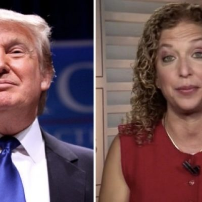 Wasserman-Schultz Kids on Trump Bashing Clinton's Sex Abuse: