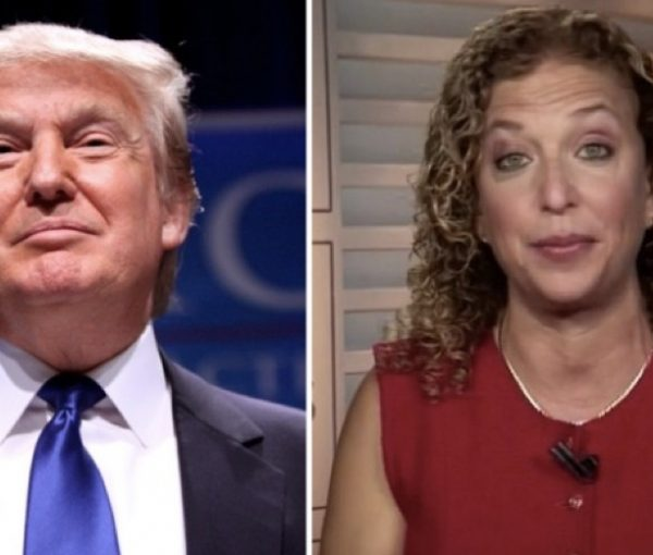 "Wasserman-Schultz Kids on Trump Bashing Clinton's Sex Abuse: ""Mom, Why Is He So Rude?"""