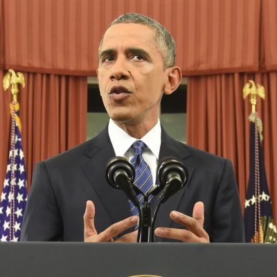 #ObamaSpeech Recap: Obama's Pathetic Oval Office Address on Terrorism