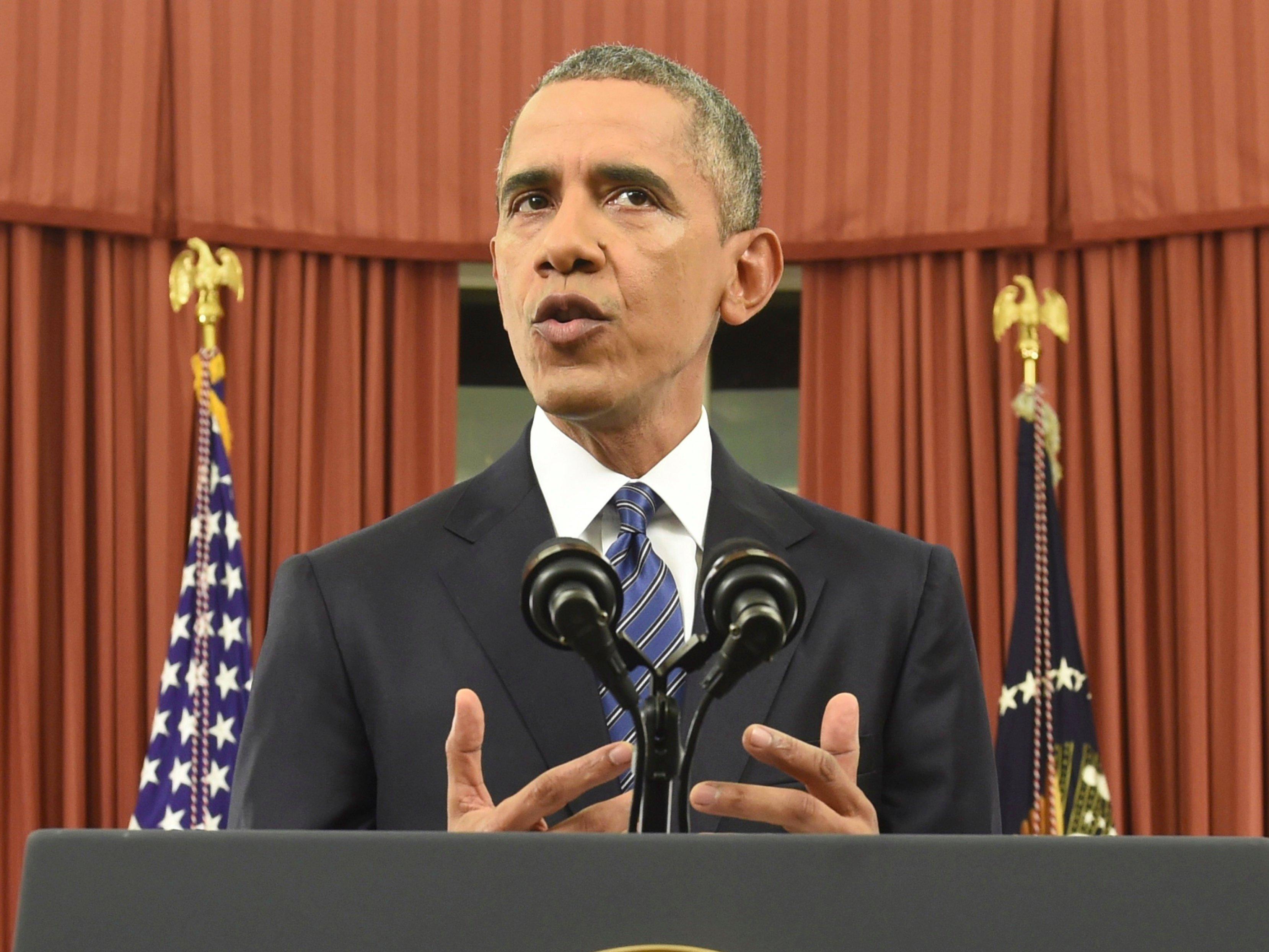 #ObamaSpeech Recap: Obama's Pathetic Oval Office Address on Terrorism